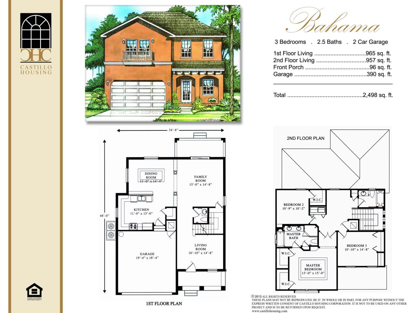 Floor Plans,1,001 SQ FT TO 2,000 SQ FT,1010