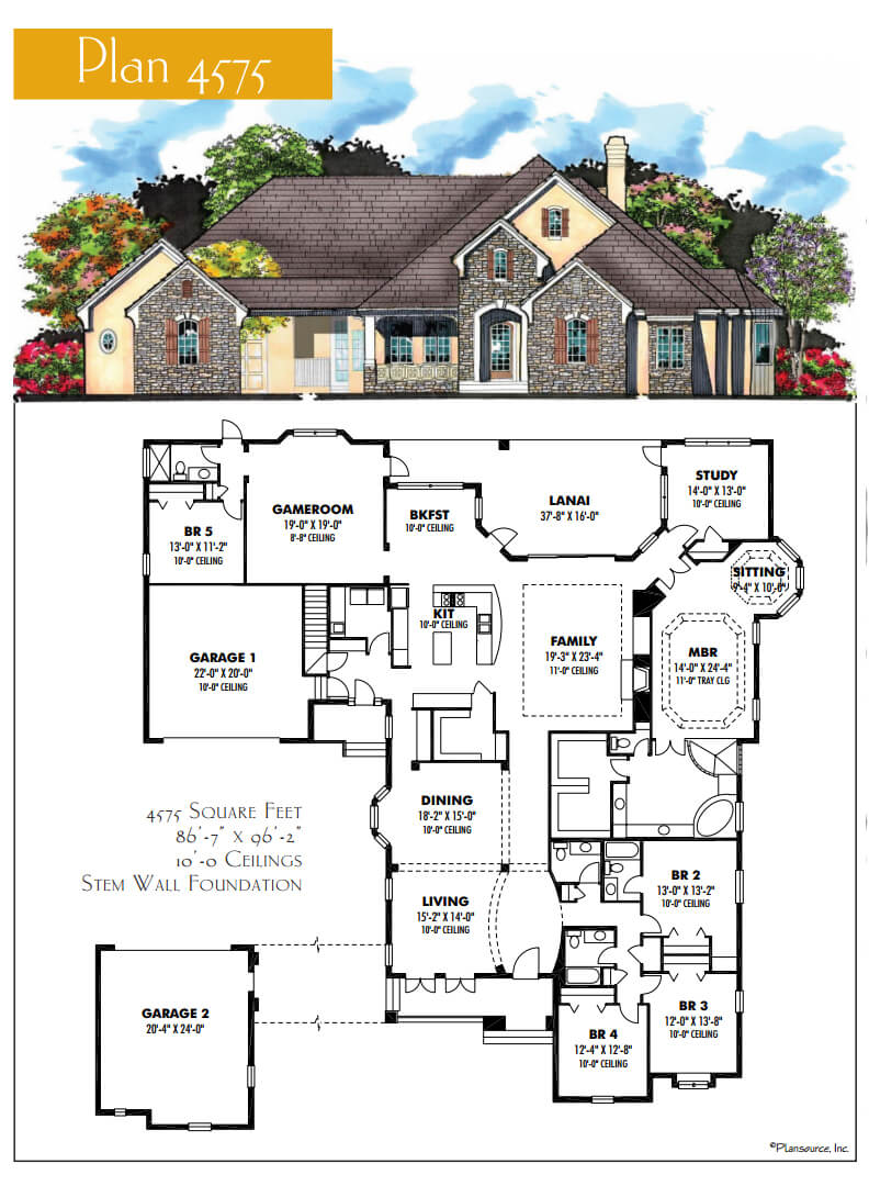Floor Plans,4,001 SQ FT AND ABOVE,1118