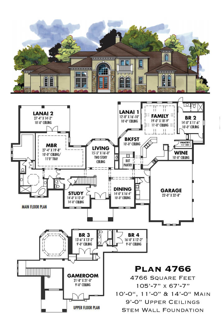 Floor Plans,4,001 SQ FT AND ABOVE,1120