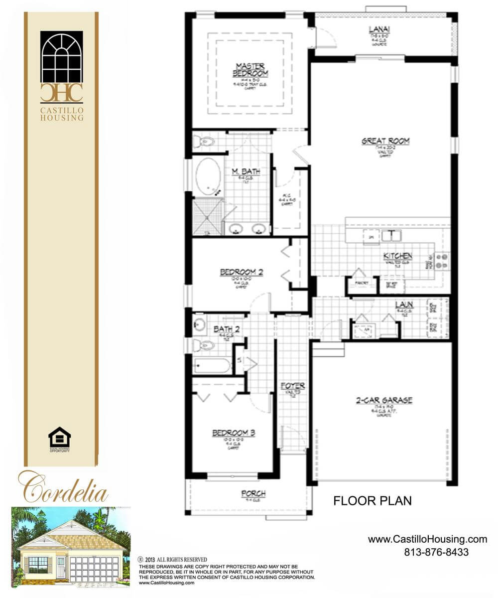 Floor Plans,1,001 SQ FT TO 2,000 SQ FT,1012