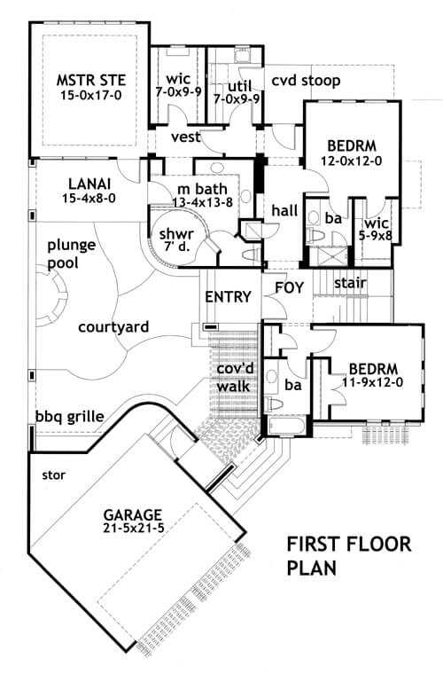 Floor Plans,MODERN HOME COLLECTION,1132
