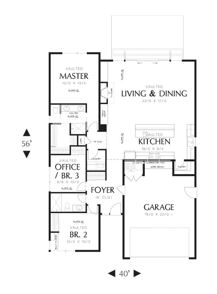 Floor Plans,MODERN HOME COLLECTION,1135