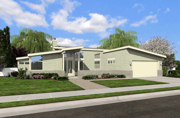 Floor Plans,MODERN HOME COLLECTION,1136