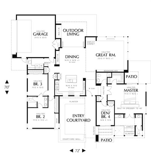 Floor Plans,MODERN HOME COLLECTION,1138