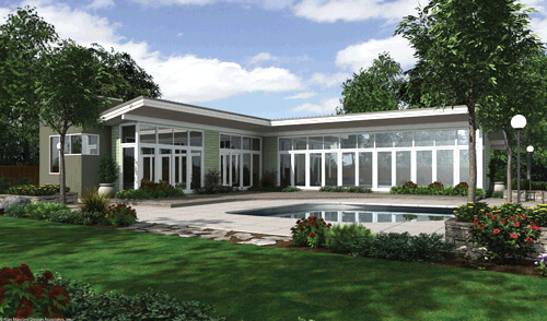 Floor Plans,MODERN HOME COLLECTION,1139