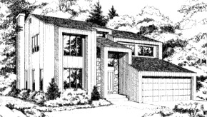 Floor Plans,MODERN HOME COLLECTION,1142