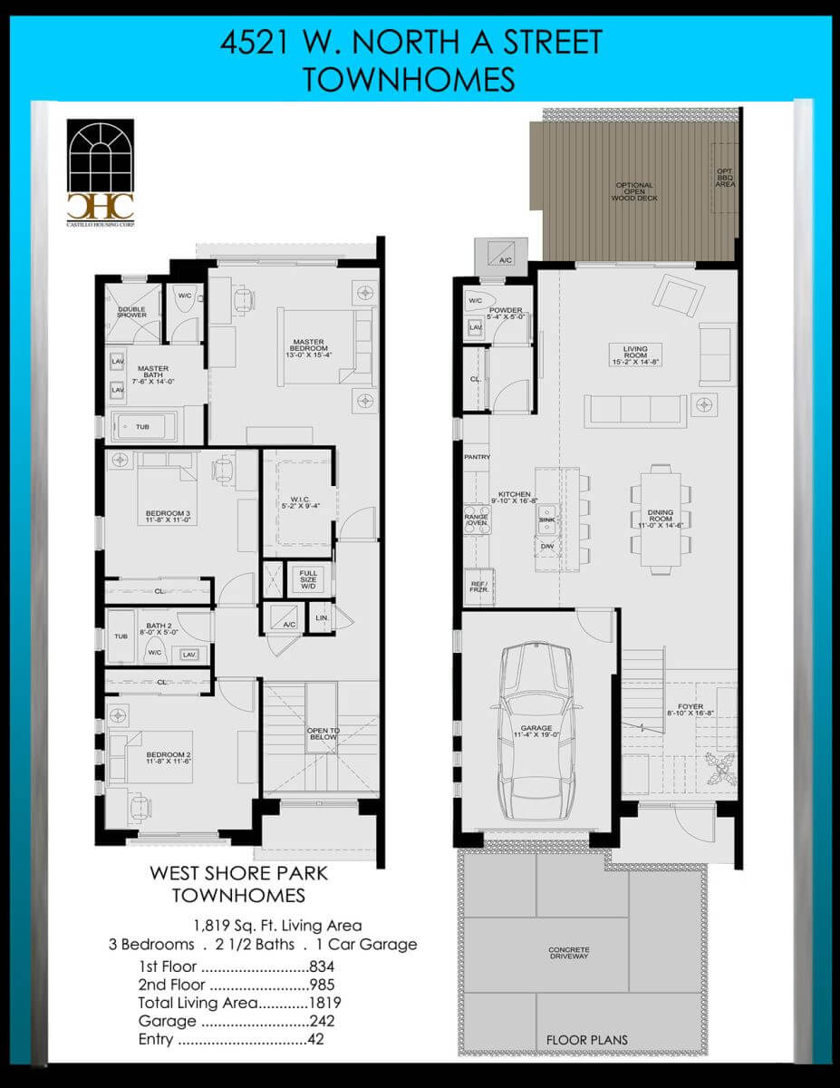 Floor Plans,MULTI-FAMILY,1143