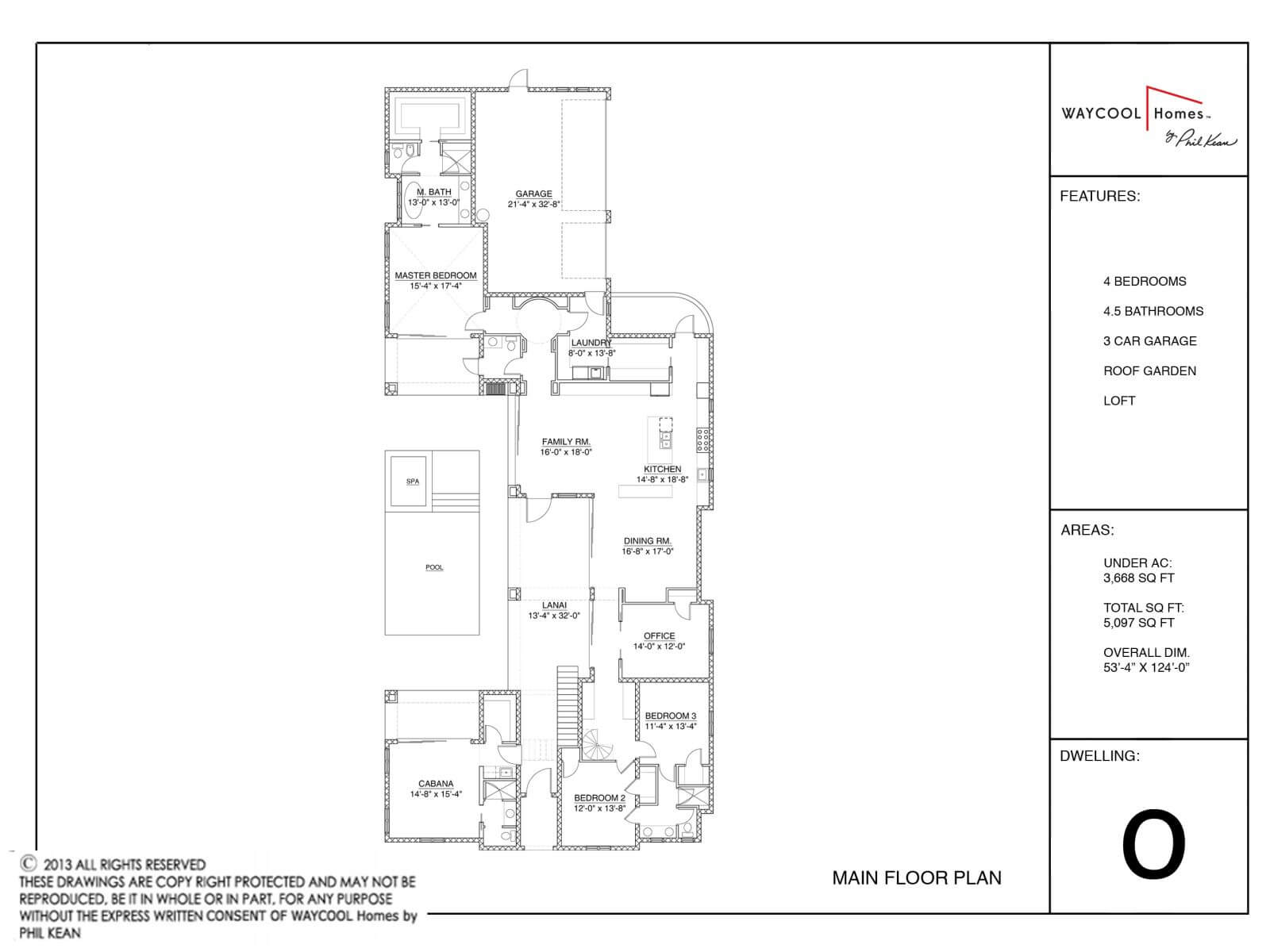 Floor Plans,WAYCOOL HOMES BY PHIL KEAN,1177