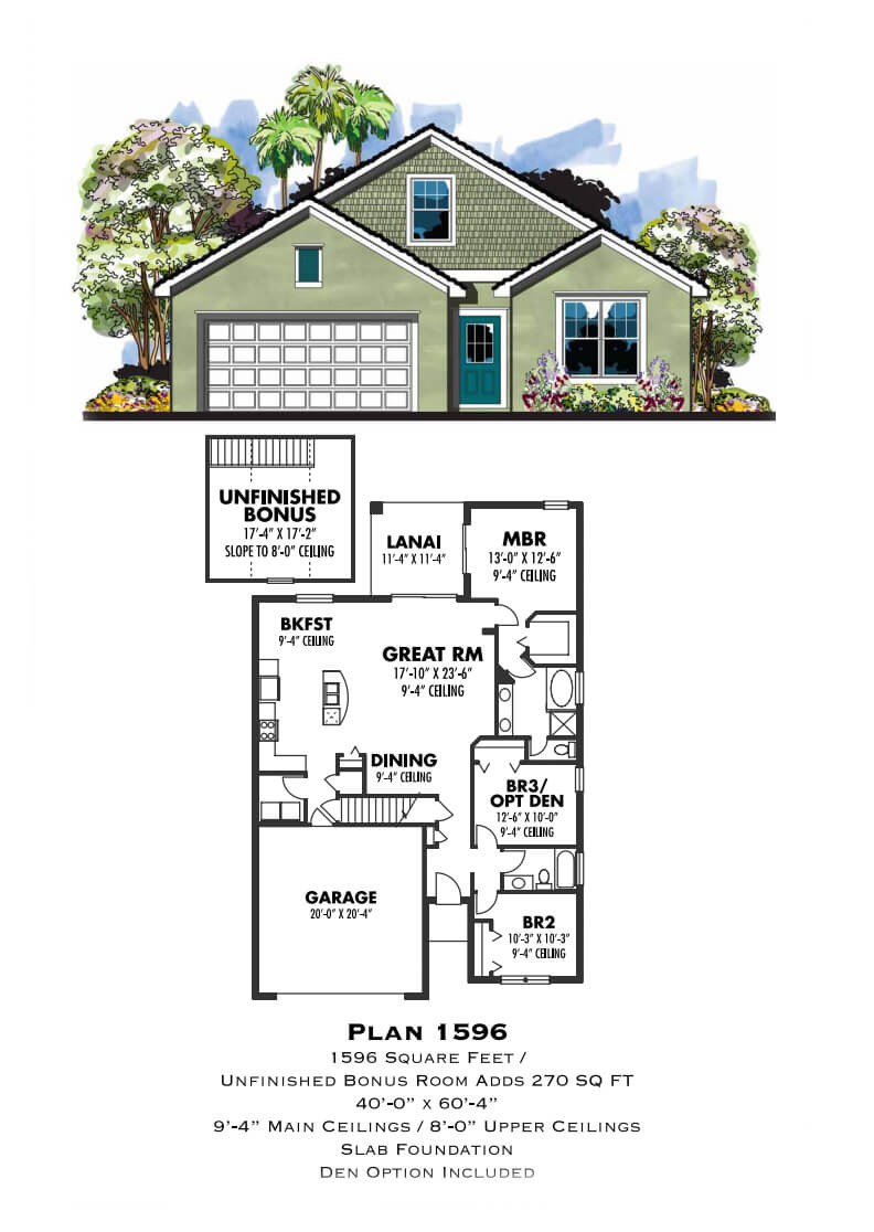 Floor Plans,1,001 SQ FT TO 2,000 SQ FT,1017