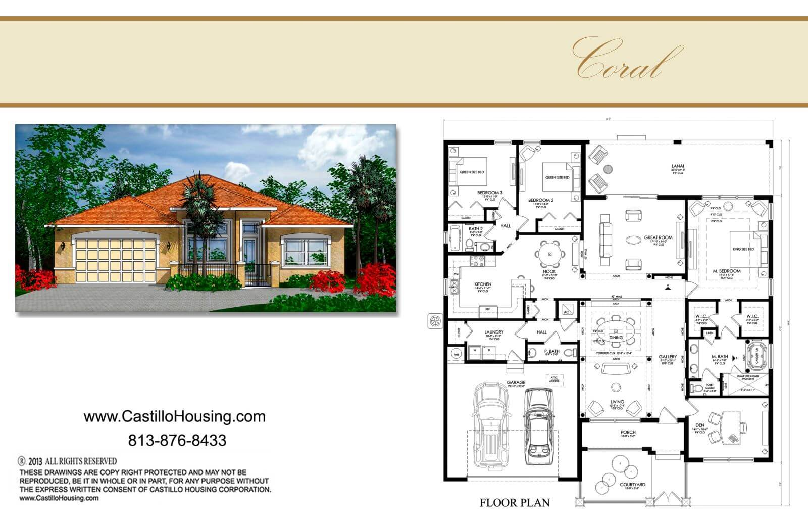 Floor Plans,2,001 SQ FT TO 2,500 SQ FT,1035