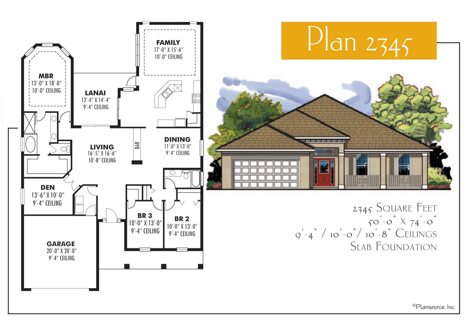 Floor Plans,2,001 SQ FT TO 2,500 SQ FT,1036
