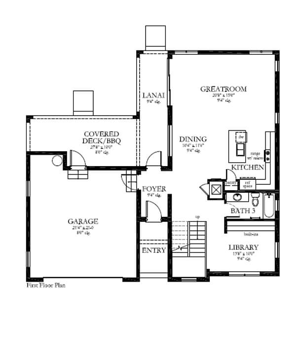Floor Plans,2,001 SQ FT TO 2,500 SQ FT,1039