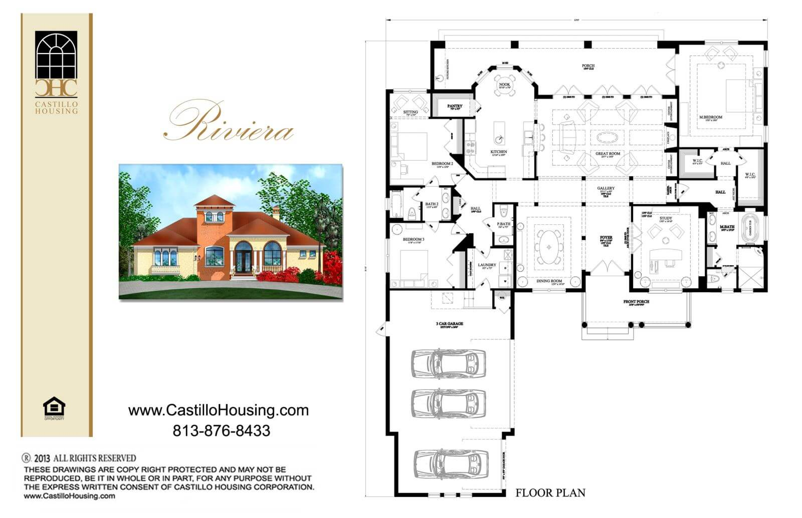 Floor Plans,2,501 SQ FT TO 3,000 SQ FT,1047