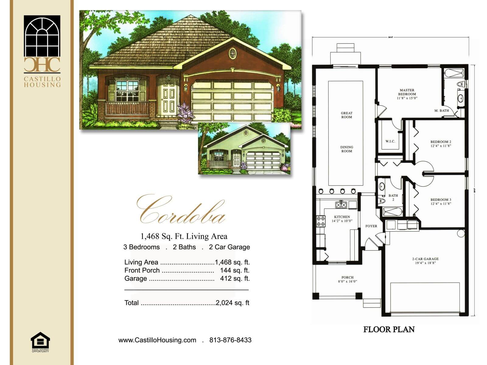 Floor Plans,1,001 SQ FT TO 2,000 SQ FT,1004