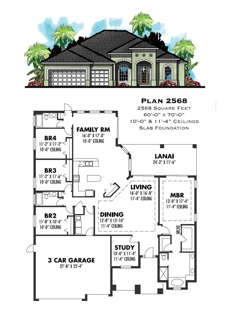 Floor Plans,2,501 SQ FT TO 3,000 SQ FT,1055
