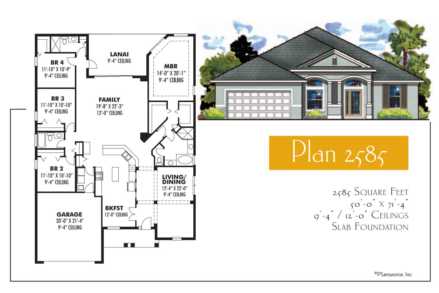 Floor Plans,2,501 SQ FT TO 3,000 SQ FT,1056