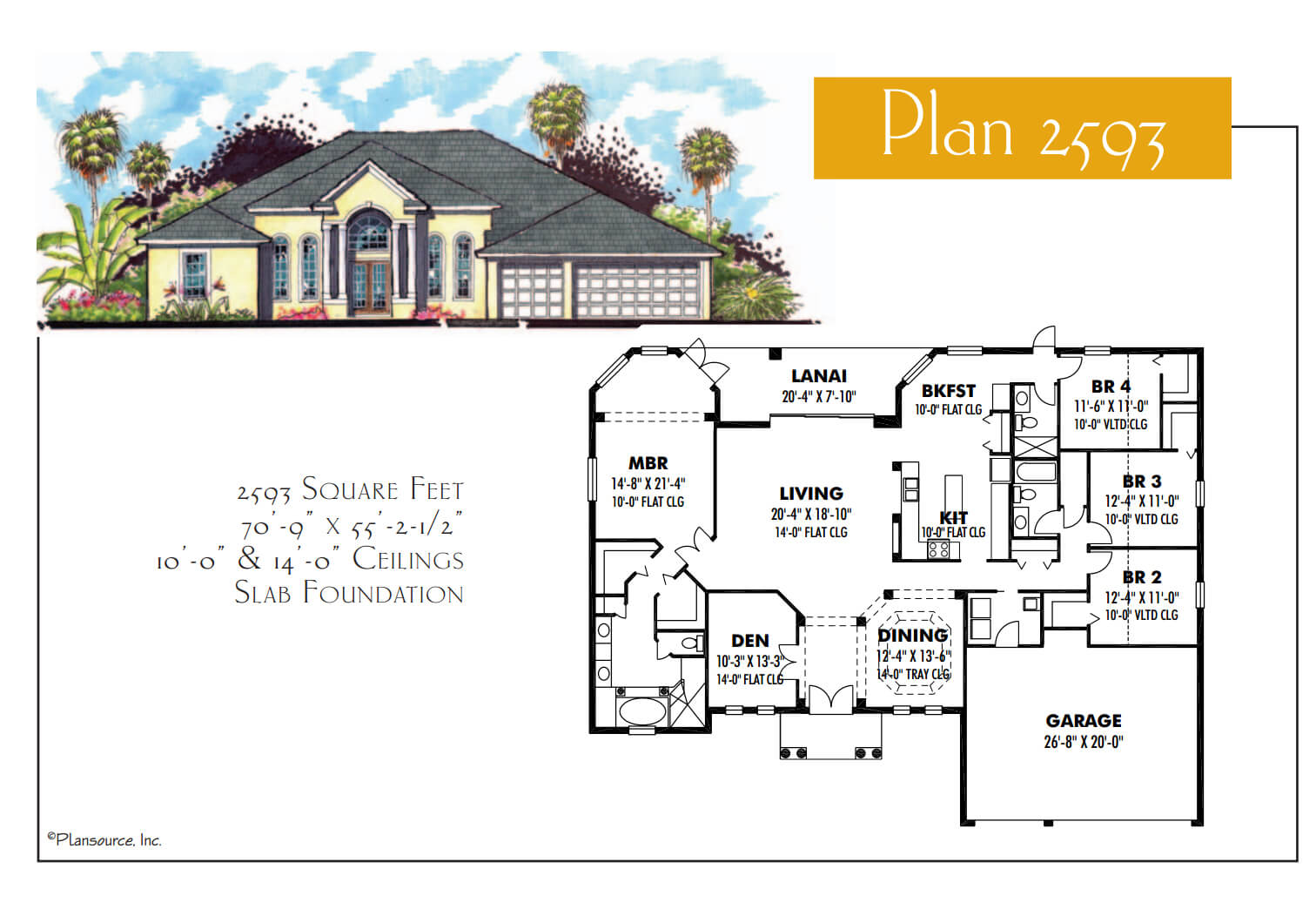 Floor Plans,2,501 SQ FT TO 3,000 SQ FT,1057