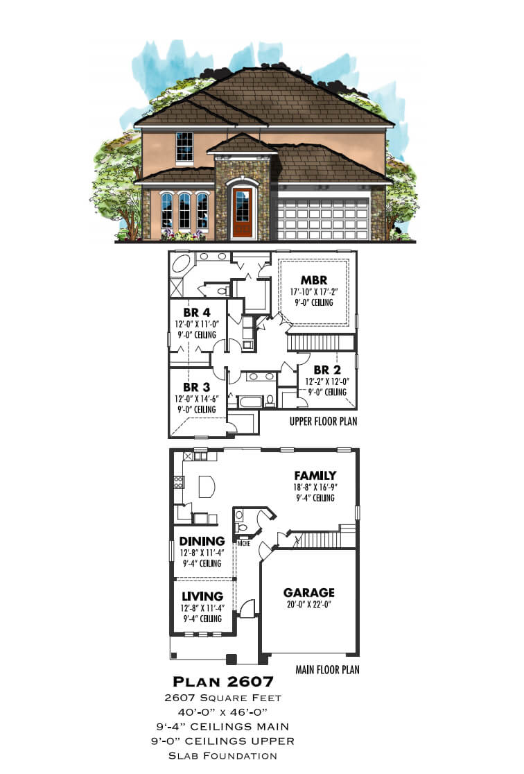 Floor Plans,2,501 SQ FT TO 3,000 SQ FT,1059