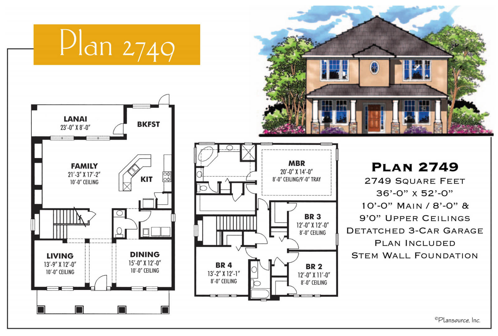 Floor Plans,2,501 SQ FT TO 3,000 SQ FT,1066