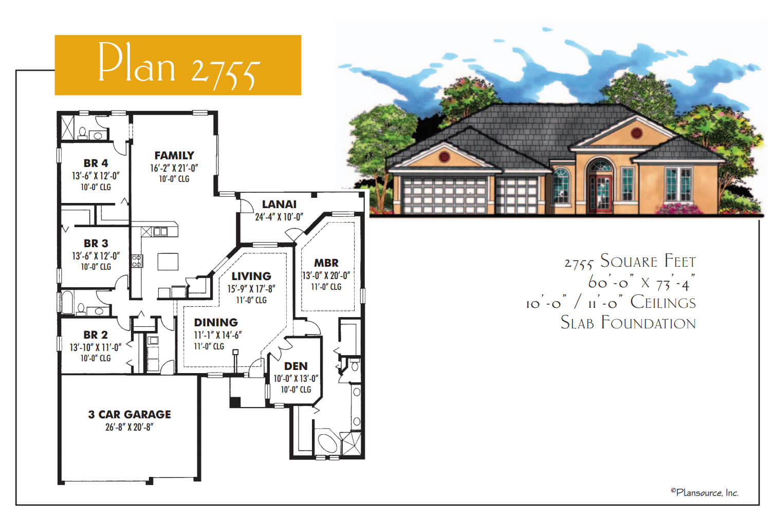Floor Plans,2,501 SQ FT TO 3,000 SQ FT,1067