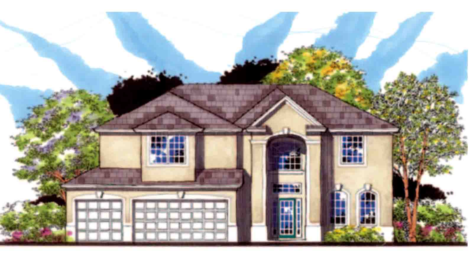 Floor Plans,2,501 SQ FT TO 3,000 SQ FT,1070
