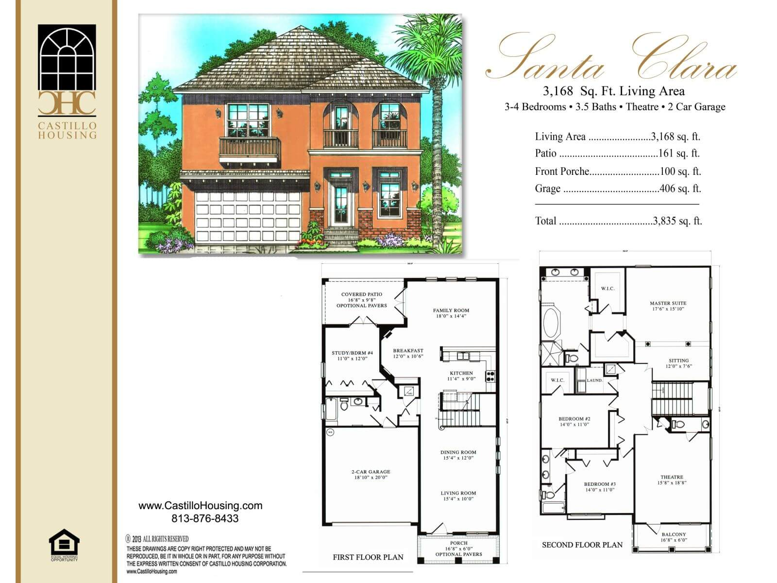 Floor Plans,3,001 SQ FT TO 3,500 SQ FT,1077