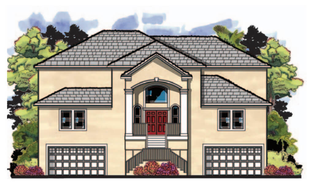 Floor Plans,3,001 SQ FT TO 3,500 SQ FT,1085