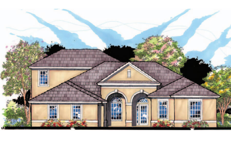 Floor Plans,3,001 SQ FT TO 3,500 SQ FT,1088